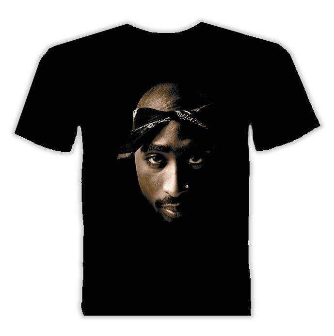 Tupac 2pac Shakur Rap Hip Hop T shirt