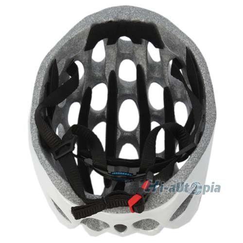 New Cool EPS PVC 39 Vents Sports Bike Bicycle Cycling White Helmet