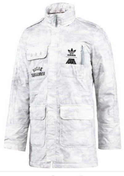 NEW Adidas STAR WARS Empire Strikes Back Jacket Luke Skywalker